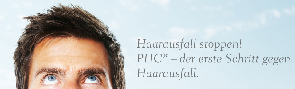 Haarausfall stoppen
